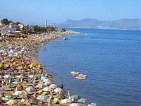 Tingaki beach, Kos