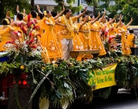 Aloha Festival Floral Parade  © Hawaii Tourism Authority