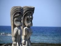 Pu'uhonua O Honaunau National Historical Park © Gillfoto