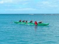 Moloka'i Hoe Canoe Race © Kristina D.C. Hoeppner
