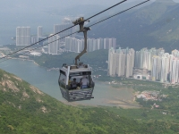 Ngong Ping Cable Car © Sue Waters