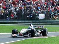 McLaren at the Hungaroring ©