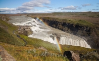 Gullfoss Falls, Iceland © Diego Delso