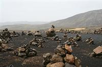 Rock piles for the Hidden People © Jeroen