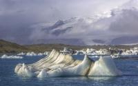 Jokilsarlon Lagoon, Iceland © Molechaser