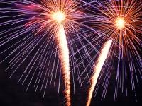 Fireworks, Reykjavik Culture Night © mae.noelle