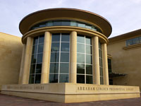 Lincoln Presidential Library ©