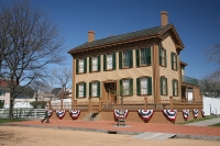 Lincoln Home National Historic Site © Daniel Schwen
