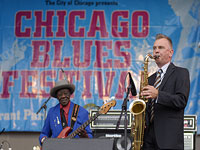 Chicago blues © www.cityofchicago.org
