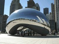 Cloud Gate © City of Chicago/ Walter Mitchell