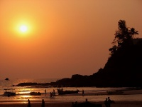 Baga Beach © Extempore