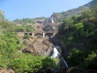 Dudhsagar Waterfall © wonker