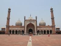 Jama Masjid © Crispin Semmens