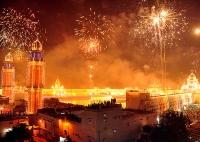 Diwali Fireworks © UrbanUrban_ru