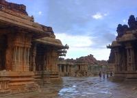 Vittala Temple, Hampi © Srikar.agnihotram