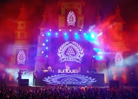 Sunburn Festival Stage © Pdmsunburn