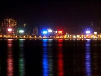 Mumbai skyline at night © Jugalkishore Verma