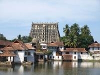 Padmanabhaswamy Temple © jynxzero