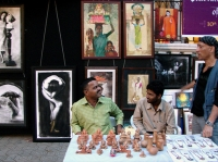 Kala Ghoda Bazaar