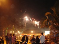 New Year's Eve in Goa
