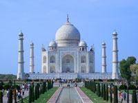 Taj Mahal © particlem