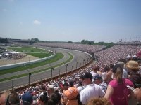 Indianapolis Motor Speedway © compujeramey