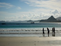Ampenan beach © Jos Dielis