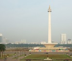 National Monument of Indonesia © Midori