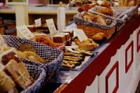 Baked goods at the English Market © LWYang
