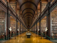 The Long Room © David Iliff