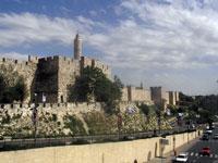 Tower of David © Wikimedia Commons