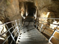 Hezekiah's Tunnel © Morgan Levy