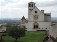 Assisi Cathedral © Tom Pitman