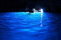 Blue Grotto © Glen Scarborough