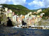 Riomaggiore, Cinque Terre © 2004 R Desai