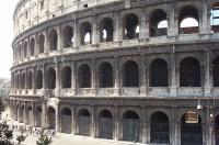 Colosseum Exterior © Paul Zangaro