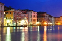 Grand Canal By Night © Mike Norton