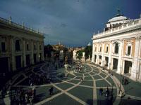 Piazza del Campidoglio, Rome © APT Rome