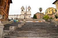 Spanish Steps © David McSpadden