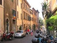 Trastavere, Rome © Rome-in-Italy