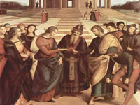 The Marriage of the Virgin © Wikimedia Commons