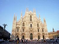 Duomo, Milan © Italian Tourist Board