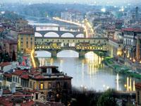 Ponte Vecchio, Florence © Italian Tourist Board