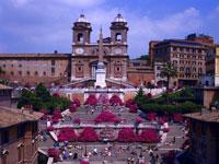 Spanish Steps © APT Rome