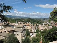 A view over Spoleto ©