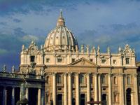 St Peter's Basilica © APT Rome