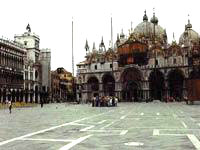 St Mark's Square, Venice © historylink101.com