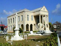 Court House, Falmouth © Jamaica Tourist Board