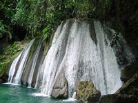 Reach Falls © Jamaican Tourist Board