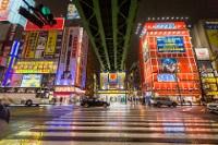 Akihabara by night © IQRemix